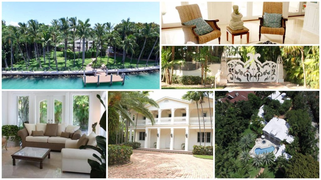 Miami Beach Homes for Sale on Star Island