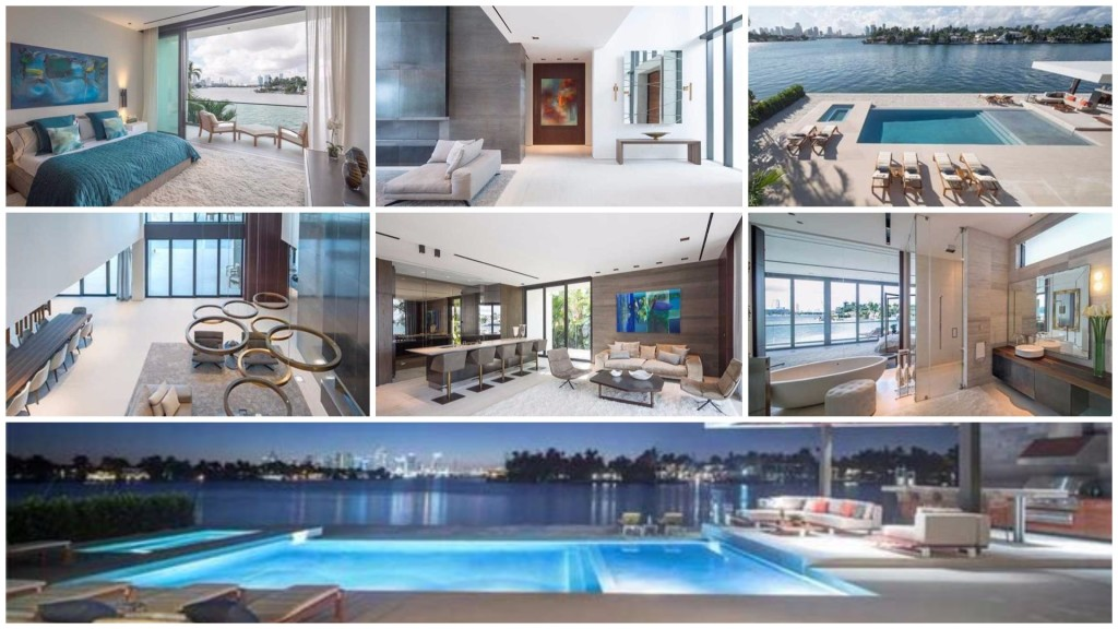 Miami Beach Homes for sale on Venetian Islands