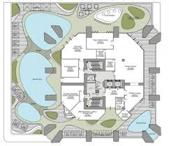 One Thousand Museum Floor Plans